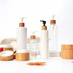 Wooden Cosmetics Packaging
