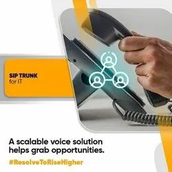 Fibre Sip Trunking Telecommunication Services, India