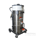 Delfin 202 Ds Air Compressed Air Industrial Vacuum Cleaner For Dust Extraction