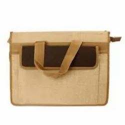 Stand Up Pouch With Zipper Jute Bag