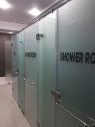 Glass Steam Shower Enclosure