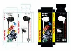 PEOPLES CHOICE Champ Handsfree Mobile Wired Earphone, Model Name/Number: GK-505