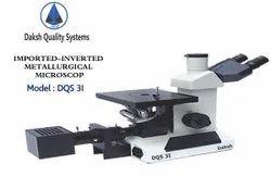 Metallurgical Microscope DQS-3I, Model Name/Number: DQS-31