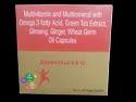Xtrovital-12g Omega 3 Fatty Acid+Green Tea Extract 10mg+Inkgo Biloba 20mg+Ginseng Extract 42.5mg
