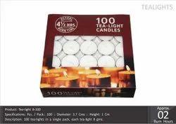 Tea Light 8-100 Candles