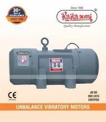 Three Phase Unbalanced Vibratory Motor