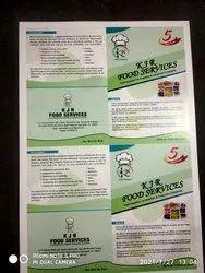 Company Product Brochure