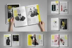 Fashion Magazine Printing Service, in Local