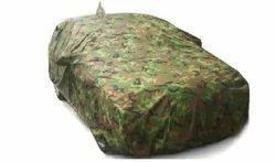 Suzec Jungle/Green Camo Print Car Body Cover 100% Waterproof Premium Material Light Weight