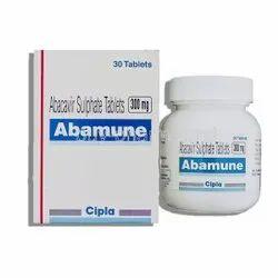300 Mg Abacavir Sulphate Tablets