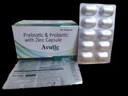 Avutic Cap Pre Pro Biotics Capsules10x10