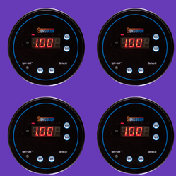 Sensocon Digital Differential Pressure Gauge Modal A1001-12