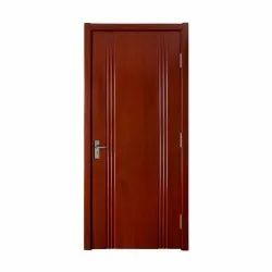 Interior Laminated Wooden Flush Door, For Home