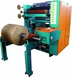 Silver Duplex Lamination Machine