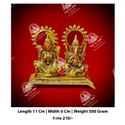 Worship Laxmi Ganesh God Statue