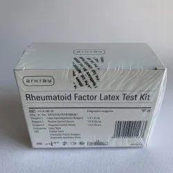 Arkray Rheumatoid Factor Latex Test Kit