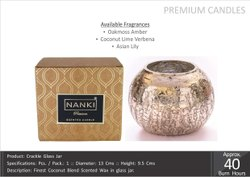 Crackle Premium Candle