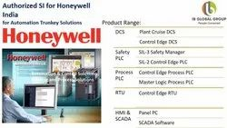 Honeywell Programmable Logic Controllers, 200 To 5000