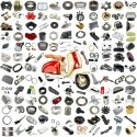Crank Case & Cylinder Spare Parts For Lambretta GP 125/150/200