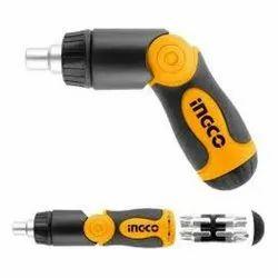 AKISD1208 Ingco 13 in 1 Ratchet Screw Driver Set