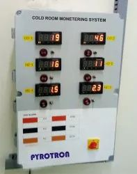 Cold Room  Monitoring System IoT based