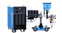 WWTS SAW-1250I Submerged Inverter ARC Welding Machine