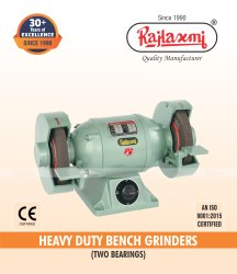 Double Ended Electric Bench Grinder
