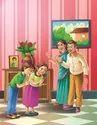 2D Kids Cartoon Painting Services