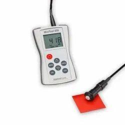 Coating Thickness Guage DFT meter minitest 650