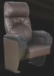 Fancy Type Push Back with Hydraulic Adjustment Chair