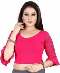 Stretchable Blouse For Saree