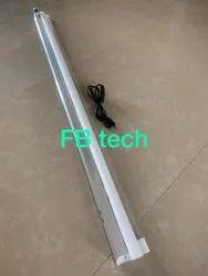 40W Cool White 8 Inch UV Tube