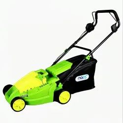 Electric Lawn Mower With Heavy Duty Induction Motor