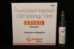 Fluorouracil Injection 250mg / 500mg