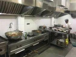 Commercial Kitchen Setup Services