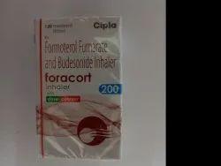 Formoterol Fumarate And Budesonide Inhaler