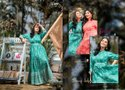 Phool Vol 4 By Psyna Cotton Designer Long And Party Wear Gown