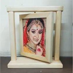 Wooden Sublimation Photo Frame