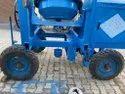 Automatic Two Pole Lift Mixer Machine