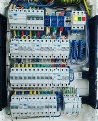 Industrial Electrical Panel Board, For Electric Industry, Operating Voltage: 420 V