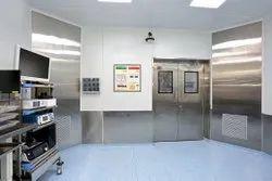 Stainless Steel Hospital Doors