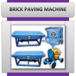 Brick Paving Machine