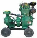 Water Pump Set Diesel Engine