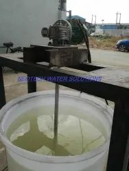 Neotech SS 304, SS 316 Double Helix With Anchor Type Mixer,