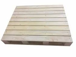 Square Brown Jungle Wood Pallet, For Industrial