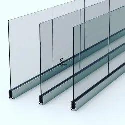 Transparent Aluminium Glass, For Home