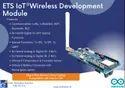 ETS IoT Microcontroller Development Board (LoRa, WiFi, BLE)