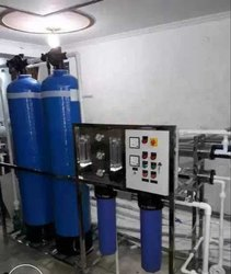 RO For Healthcare Industries With Capacity-5000 Lph