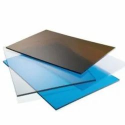 Polycarbonate Compact Sheet, Thickness 2mm