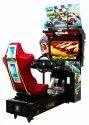 Car Racing Arcade Game Outrunner Car 32